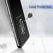 Samsung Galaxy S9 Kılıf Kapak Şeffaf Kap Kablosuz Şarj Uyumlu-4