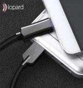 Xiaomi Mi 5s Plus Şarj Kablosu Type C Hızlı Şarj USB Data Kablo S-6
