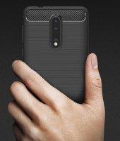 Nokia 8 Kılıf Rush Arka Kapak + Nano Cam Ekran Koruyucu-5