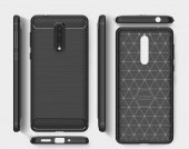 Nokia 8 Kılıf Rush Arka Kapak + Nano Cam Ekran Koruyucu-7