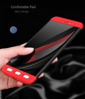 Xiaomi Redmi Note 4 4X Kılıf 360 Ön Arka Kapak Full Koruma + Nano