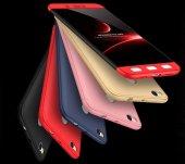 Xiaomi Redmi 4x Kılıf 360 Ön Arka Kapak Koruma + Nano Kırılmaz Ca-2