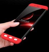 Xiaomi Redmi 4x Kılıf 360 Ön Arka Kapak Koruma + Nano Kırılmaz Ca-4