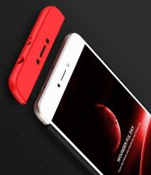 Xiaomi Redmi 4x Kılıf 360 Ön Arka Kapak Koruma + Nano Kırılmaz Ca-5