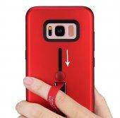 Samsung Galaxy Grand Prime Kılıf Live Kemerli Arka Kapak + Ekran-5