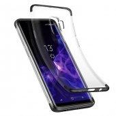 Baseus Armor Samsung Galaxy S9 Siyah Kılıf Arka Koruyucu Kapak