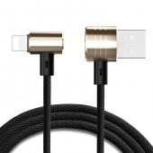 Baseus Lightning ve Micro USB Gold Şarj Kablosu-2