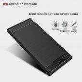 Sony Xperia Xz Premium Kılıf Rush Arka Kapak + Ekran Koruyucu Tem-2