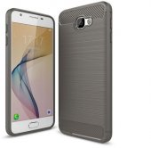 Samsung Galaxy J7 Prime Kılıf Rush Arka Kapak + Ekran Koruyucu Te-2