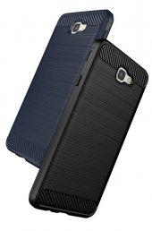 Samsung Galaxy J7 Prime Kılıf Rush Arka Kapak + Ekran Koruyucu Te-3