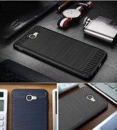 Samsung Galaxy J7 Prime Kılıf Rush Arka Kapak + Ekran Koruyucu Te-6