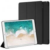 iPad 4 Kılıf 9.7 Smart Case Kapaklı Ön Arka Full Koruma-8
