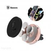 Araç Telefon Tutucu Baseus Magnet Güçlü Tutacak Telefon Standı-4