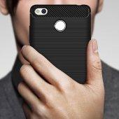 Xiaomi Redmi 3 Pro Kılıf Rush Arka Kapak + Ekran Koruyucu Kırılma-7
