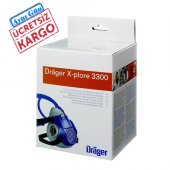 Drager X Polare 3300 Yarım Yüz Maske