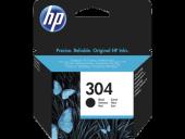 HP 304 N9K06AE SİYAH MÜREKKEP KARTUŞ 120 SAYFA (2630-2632)