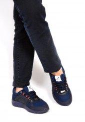 Lepons Lacivert Erkek Spor Ayakkabı