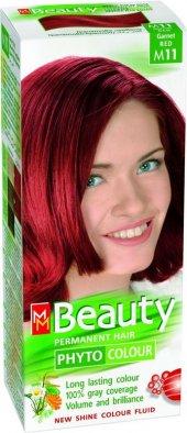 Beauty Doğal Bitkisel Saç Boyası M11 Aşk Alevi