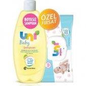 Uni Baby Şampuan 750ml+ıslak Mendil Wipes