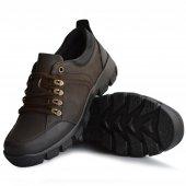 Fırsat Ürün J100 Hakiki Deri Su Ve Soğuk Geçirmez Erkek Ayakkabı