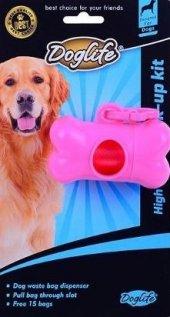 Doglife Köpek Dışkı Torba Ve Kabı Dost Pati Mama Hediyeli