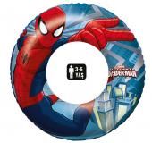 Çocuk Spiderman Havuz Deniz Simidi 56 cm Bestway 98003