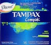 Orkid Tampax Compak Süper 16lı Skt 08 2020