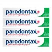 Parodontax Fluorid Diş Macunu 75 Ml Eko Set 4lü