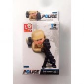 Sluban Police Hırsız & Polis 12 Li