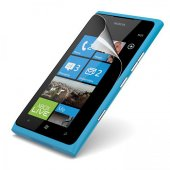 Nokia Lumia 800 Mat Ekran Koruyucu - 4 Adet