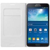 Samsung Galaxy Note 3 Neo Kılıf Orjinal Flip Wallet - EF-WN750BWE    -2