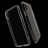 Apple iPhone X Şeffaf Kılıf    -2
