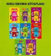 Hızlı Okuma Kitapları (8 Kitap Set) - Veysel Yıldız - Fark Yayınları-2