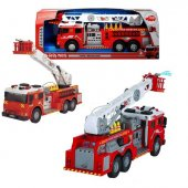 Dickie Toys Fire Brigade İtfaiye Aracı Orjinal...
