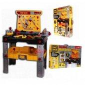 Oyuncak Tamir Tezgahı Tezgah Setli Redbox 50 Parçalı Oyuncak Büyük Boy Tamir Seti