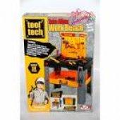 Oyuncak Tamir Tezgahı Tezgah Setli Redbox 50 Parçalı Oyuncak Büyük Boy Tamir Seti-2