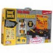 Oyuncak Tamir Tezgahı Tezgah Setli Redbox 50 Parçalı Oyuncak Büyük Boy Tamir Seti-3