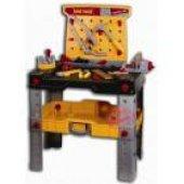 Oyuncak Tamir Tezgahı Tezgah Setli Redbox 50 Parçalı Oyuncak Büyük Boy Tamir Seti-4