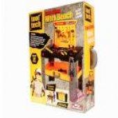 Oyuncak Tamir Tezgahı Tezgah Setli Redbox 50 Parçalı Oyuncak Büyük Boy Tamir Seti-5