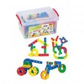 Click Clack Puzzle Küçük Box 96 Parça-2