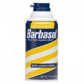Barbasol Thick & Rich Shaving Cream 312 Gr