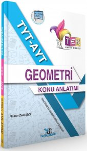 TYT AYT Geometri TEK Serisi Konu Anlatımlı Cep Yayın Denizi Yayınları