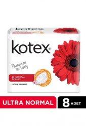 Kotex Ped Ultra Normal 8 Adet
