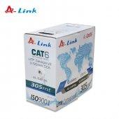 A Link Cat6 305m Cat6 0.50mm Cca Kablo Kargo Ücretsiz