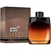 Mont Blanc Legend Night Edp 100 Ml Erkek Parfüm
