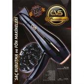 Cvs Dn 7106 Profesyonel Saç Kurutma Makinası
