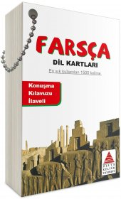 Farsça Dil Kartları Delta Kültür Yayınları