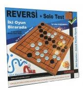 Reversi + Solo Test, Akıl Mantık Zeka Oyunları,...
