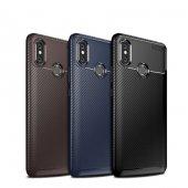 Xiaomi Redmi Note 5 Pro Ultra Soft Negro Karbon Silikonlu Kılıf + Nano Ekran Koruyucu-4