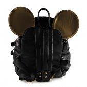 Sırt Çantası Siyah Mickey Mouse Pullu-2